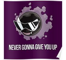 Never Gonna Give You Up Poster