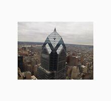 Aerial View of Philadelphia, One Liberty Observation Deck, Philadelphia, Pennsylvania Unisex T-Shirt