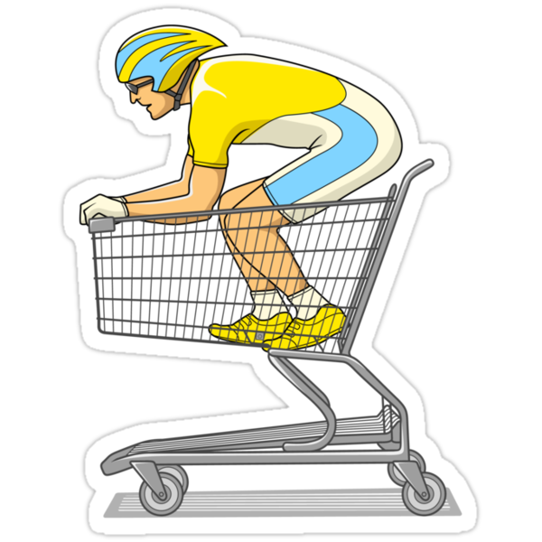 Retail Racer by zomboy