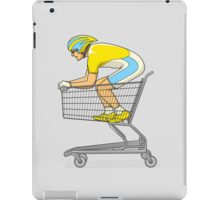 Retail Racer iPad Case/Skin