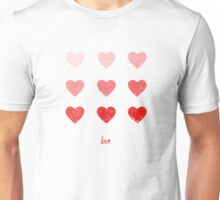 With love Unisex T-Shirt