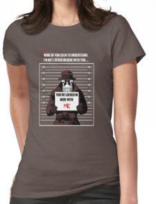 Mugshot Womens Fitted T-Shirt