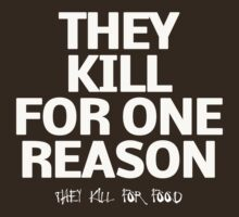 Dawn Of The Dead - They Kill For One Reason, They Kill For Food by scatman