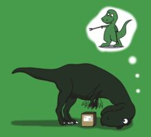 T-Rex got Mail T-Shirt