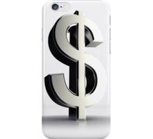 Dollar symbol  iPhone Case/Skin
