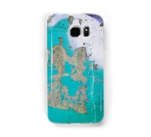wall painted background Samsung Galaxy Case/Skin