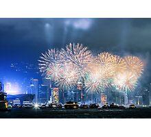 Happy Chinese New Year Photographic Print
