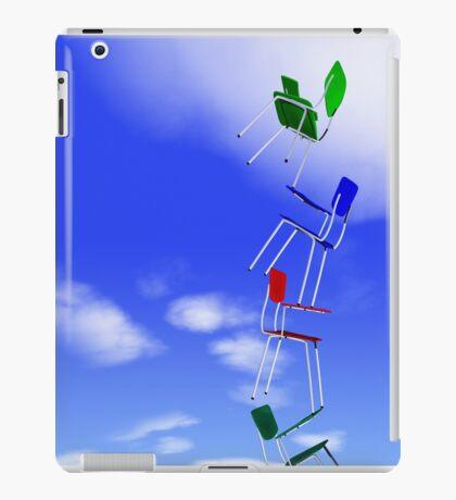 chair concept iPad Case/Skin