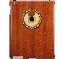 peephole iPad Case/Skin