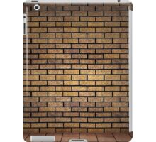 brick wall iPad Case/Skin