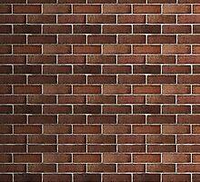brick wall by carloscastilla