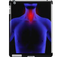 Sore throat iPad Case/Skin