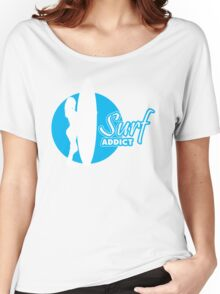 Surf addict Women's Relaxed Fit T-Shirt