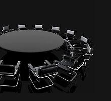 negotiating table by carloscastilla