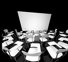 classroom by carloscastilla
