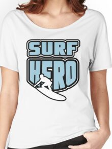 Surf Hero Women's Relaxed Fit T-Shirt