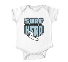 Surf Hero One Piece - Short Sleeve