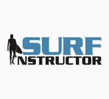 Surf Instructor Kids Clothes