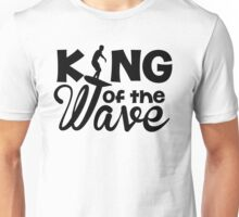 King of the Wave Unisex T-Shirt
