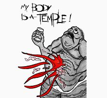 Body is a Temple Nutella T-Shirt Unisex T-Shirt