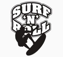 Surf 'n' Roll One Piece - Long Sleeve