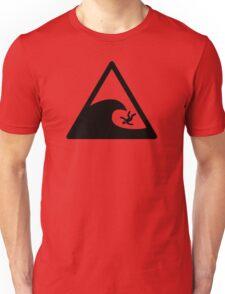Wave sign - Accident Unisex T-Shirt