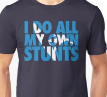 Surfing: I do all my own stunts Unisex T-Shirt