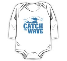 Catch a wave One Piece - Long Sleeve