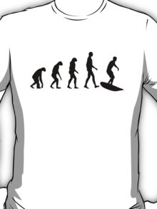 Evolution Surf T-Shirt