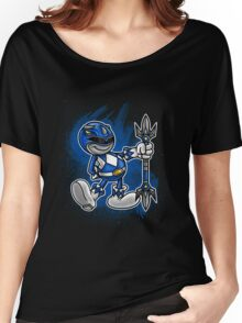 Vintage Blue Ranger Women's Relaxed Fit T-Shirt