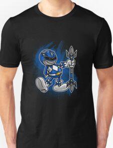 Vintage Blue Ranger Unisex T-Shirt