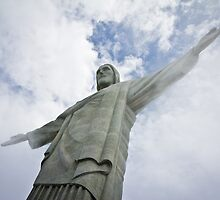 Christ the Redeemer by Roger McNally