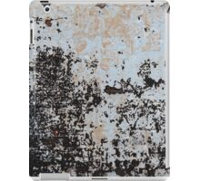 Background grunge wall texture  iPad Case/Skin