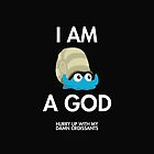 Twitch Plays Pokemon: I Am A God (Featuring Croissants) - iPhone/Galaxy Case Black/White by Twitch Plays Pokemon