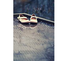 All about alice Photographic Print