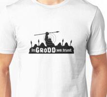 GRODD (Black) Unisex T-Shirt