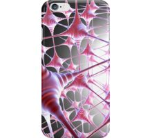 Neural connections iPhone Case/Skin