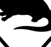 The Batch Symbol Sticker