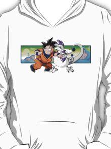 Family Guy Z - Goketer VS Cheeza T-Shirt