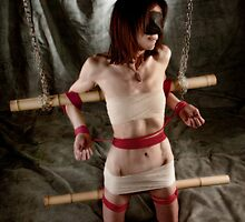 Chained and roped by Dave Hare