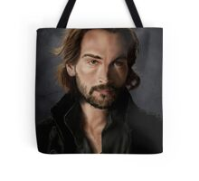 Ichabod Crane Tote Bag