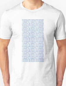 Watercolor rain Unisex T-Shirt