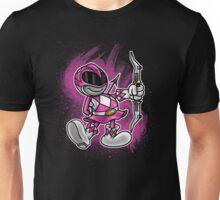 Vintage Pink Ranger Unisex T-Shirt