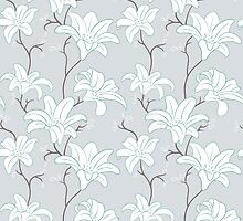 Floral pattern by SonneOn
