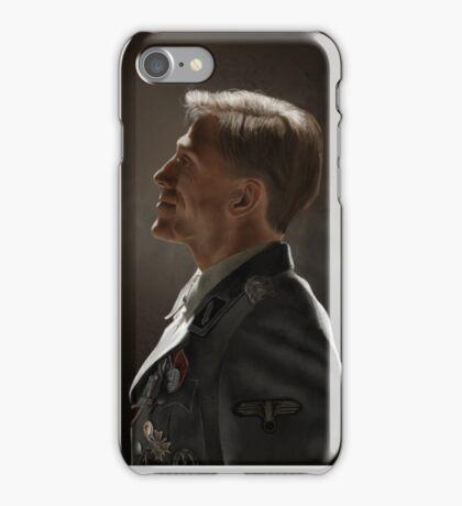 Hans Landa iPhone Case/Skin