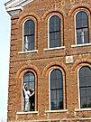 Window Measuring by Susan S. Kline
