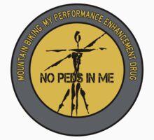 Mountain Biking - My Performance Enhancement Drug One Piece - Short Sleeve