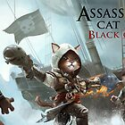 Assassins Cat by ThegfxSyndicate