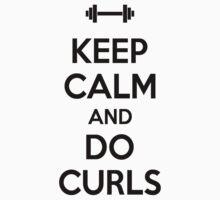 Keep calm and do curls by nektarinchen