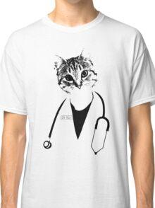 Dr. Cat Classic T-Shirt